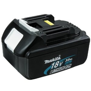 Makita 18V LXT Lithium-Ion Battery (BL1830)