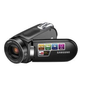 Samsung SMX-F34 16GB Camcorder (Black)
