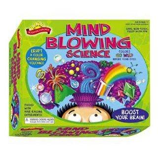 Scientific Explorer's Mind Blowing Science Kit