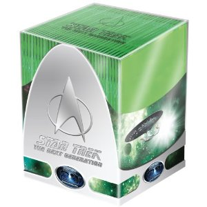 Star Trek: The Next Generation - Complete Series DVD Set