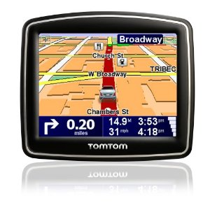 TomTom ONE 140 3.5 GPS