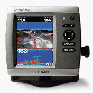 Garmin GPSmap 546s Chartplotter/Fishfinder Combo without Transducer (010-00774-02)
