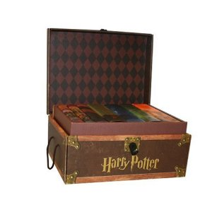 Harry Potter Collector's Edition Box Set (Hardcover, Books 1-7)