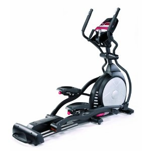 Sole E95 Whisper Quiet Elliptical Machine