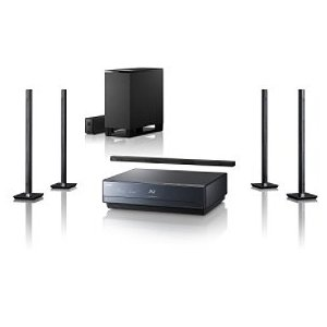 Sony BDV-IT1000ES 5.1 Channel Home Theater System