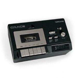 Grace TAPE2USB Cassette Tape To PC Recorder