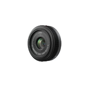 Panasonic LUMIX G 20mm f/1.7 ASPH Pancake Lens for Micro Four Thirds Interchangeable Lens Cameras