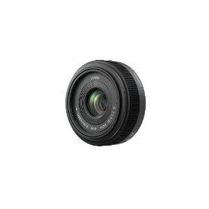Panasonic LUMIX G 20mm f/1.7 ASPH Pancake Lens for Micro Four Thirds Interchangeable Lens Cameras