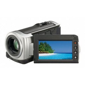 Sony HDR-CX100 AVCHD HD Camcorder (Silver)