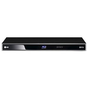 LG BD570 Network Blu-Ray Player with Wi-Fi, NetCast, CinemaNow, NetFlix HD, BD-Live