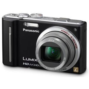 Panasonic Lumix DMC-ZS7 12.1 MP Digital Camera with 12x O.I.S Zoom, HD Video (Black)