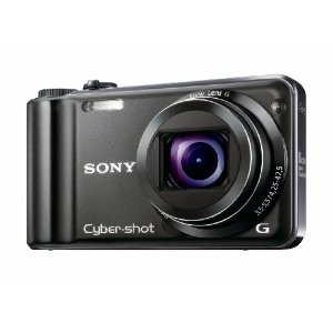 Sony Cyber-Shot DSC-HX5V 10.2MP Exmor R Digital Camera w/ 10x Wide Angle IS Zoom and G-Lens