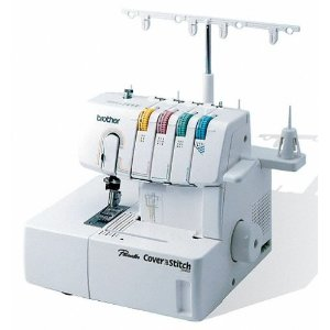 Brother 2340CV Cover Stitch Serger