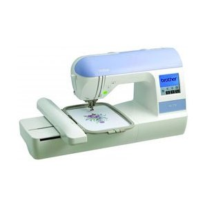 Brother PE-770 Embroidery Machine with USB Memory-Stick Compatibility
