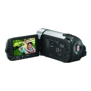 Canon VIXIA FS300 Camcorder with 41x Zoom (Silver)