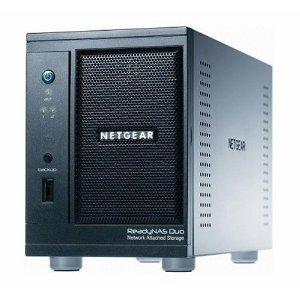 Netgear ReadyNAS Duo 1TB Network Attached Storage RND2110
