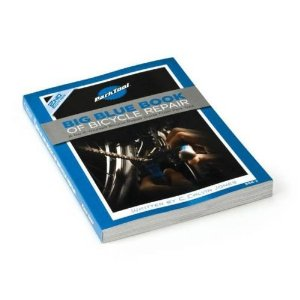 Park Tool BBB-2 Big Blue Book of Bicycle Repair (2nd Edition)