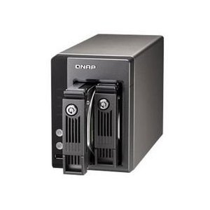 QNAP TS-219P Turbo 2-Bay NAS Network Attached Server