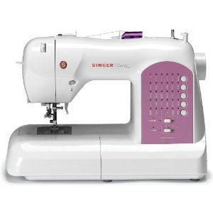Singer Curvy Computerized Sewing Machine (8763)