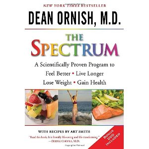 The Spectrum: A Scientifically Proven Program to Feel Better, Live Longer, Lose Weight, and Gain Health (Pap/DVD Re Edition)