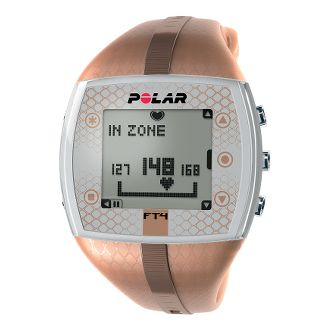 Polar FT4 Women's Heart Rate Monitor FT4F (Bronze)