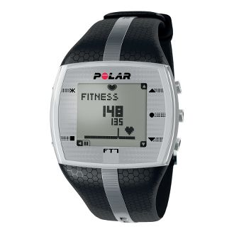 Polar FT7 Heart Rate Monitor (Black, Silver FT7M)