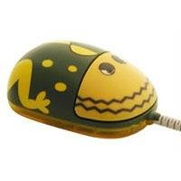 KIDZMOUSE Colby-T-Rex Computer Mouse for Children