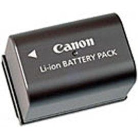 Canon BP522 Extended Lithium Battery for ZR Series Camcorders