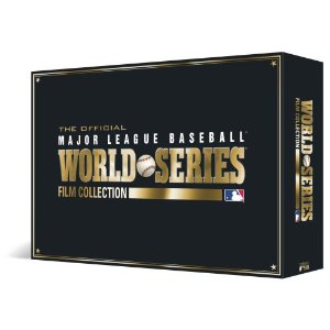 The Official World Series Film Collection [DVD Box Set]