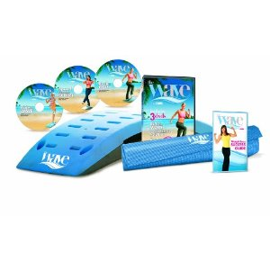 The Firm Wave DVD Workout Kit
