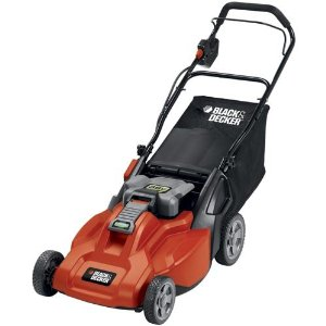Black & Decker CM1936 19 Cordless Battery Powered Lawn Mower