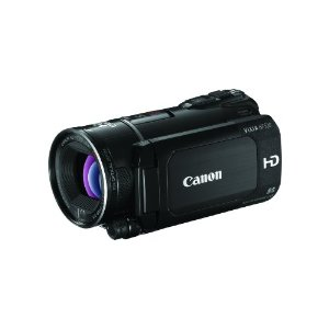 Canon VIXIA HFS20 Dual Memory 32GB Camcorder w/ 10x Optical Zoom