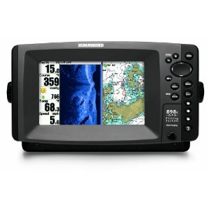 Humminbird 898c Si GPS Fishing System with Side-Imaging