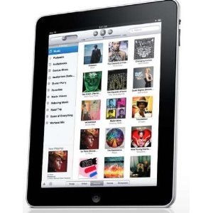 Apple iPad (16GB, Wi-Fi Version, # MB292LL/A )