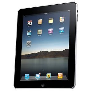 Apple iPad Tablet (64GB, Wi-Fi Version, # MB294LL/A)