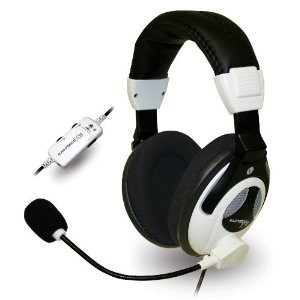 Ear Force X11 Gaming Headset with Chat by Turtle Beach [Xbox 360, Windows, Mac OS X]