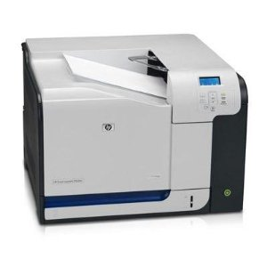 HP LaserJet CP3525N Color Printer
