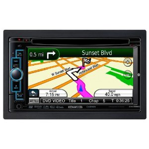 Kenwood Excelon DNX6960 6.1 In-Dash 2-DIN GPS Navigation DVD Receiver