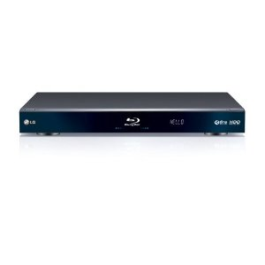 LG BD590 250GB HD Network Blu-ray Player with NetFlix, BD-Live