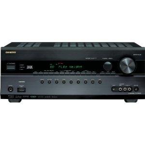 Onkyo TX-SR608 7.2-Channel AV Home Theater Receiver