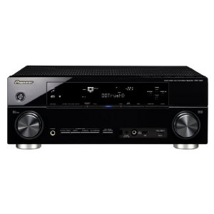 Pioneer VSX-1020-K Receiver with iPhone Compatibility, 3D-Ready