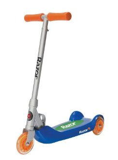 Razor Junior Kick Scooter (Blue, Orange)