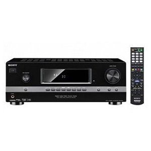 Sony STR-DH510 5.1-channel AV Receiver with 5 HD Inputs