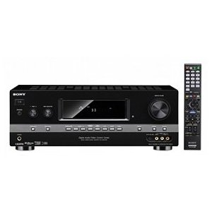 Sony STR-DH810 Blu-ray AV Receiver with 7 HD Inputs