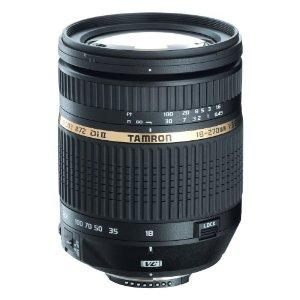 Tamron AF 18-270mm f/3.5-6.3 Di II VC LD Aspherical IF Macro Zoom Lens  with Built-In Motor (BIM) for Nikon DSLR Cameras