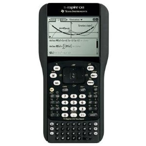 Texas Instruments Ti-Nspire CAS (Computer Algebra System) with Easy-Glide Touchpad