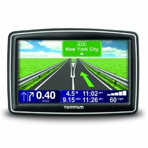 TomTom  XXL 540-S GPS with 5 Screen