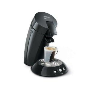 Senseo Single-Serve Gourmet Coffee Maker (Black, #SL7810/65)
