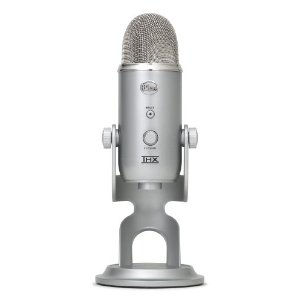 Blue Microphones Yeti USB  THX Microphone (for PC and Mac)