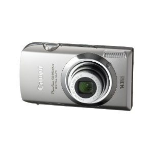 Canon Power-Shot SD3500IS 14.1MP Digital Camera with  Touchscreen LCD, 5x IS Zoom (Silver)